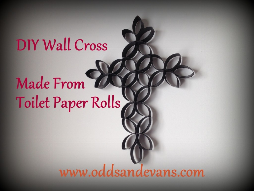 Diy wall cross craft made from what amipublicfo Images