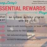 Essential Rewards Program