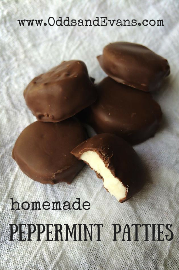 how to make homemade peppermint patties patty recipe essential oil