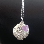 Aromatherapy Diffuser Necklace Mother's Day Essential Oil Special
