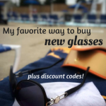 How to Buy New Glasses - GlassesShop.com review plus coupon codes