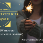 Young Living starter kit essential oil discount promo