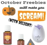 October 2015 Freebies Young Living Promotion