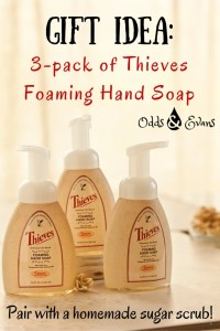 5 Minute Diy Thieves Cleaner And Foaming Hand Soap