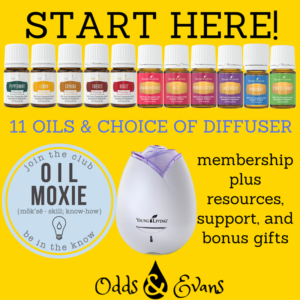Other Premium Starter Kit Options From Young Living Odds