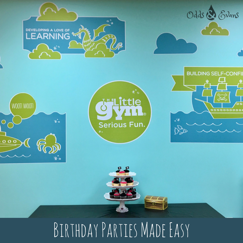The Little Gym of Frederick Birthday Parties