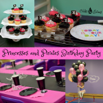 Princesses and Pirates Birthday Party Planning Theme at the Little Gym with Hulafrog Themed Birthday Parties